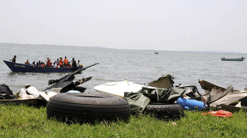 Cameroon military boat accident