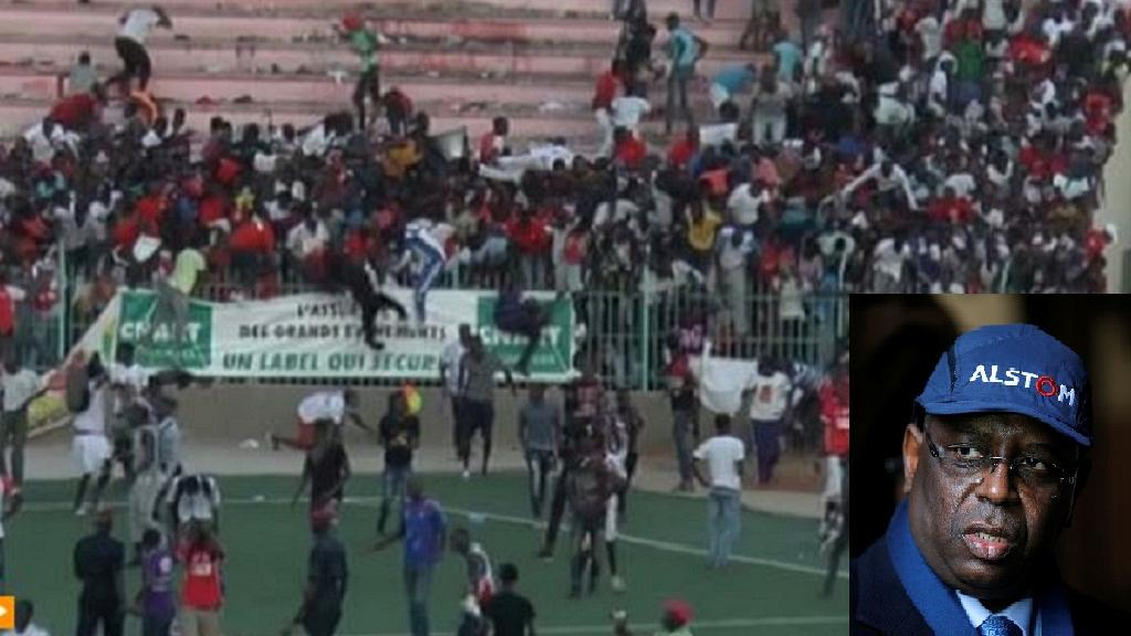 Macky Sall, says a probe will be open into a deadly stadium stampede in the capital