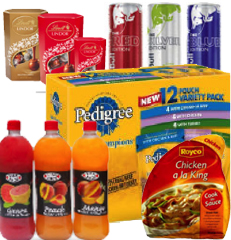 Foods & Soft Drinks - Interpack