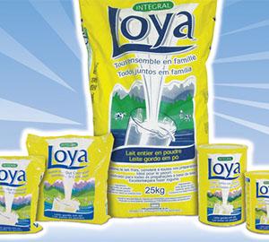 Milk Products - Food Products Angola Lda