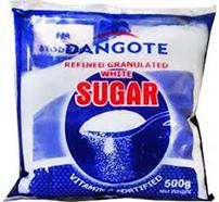Vitamin A Fortified Sugar - Dangote Sugar Manufacturing andRefining