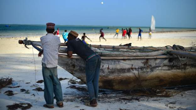 Boat accidents around the Tanzanian islands are not uncommon