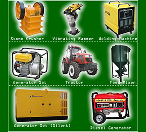 Agricultural Equipment - CAMCO EQUIPMENT (Z) LTD