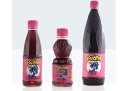 Boom black currant juice - Aquavie Burundi