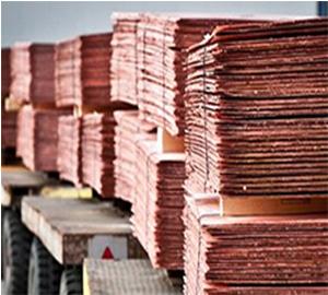 Copper - Konkola Copper Mines Plc