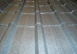 Pre Coated Roofing Sheet - GALVALU