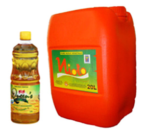 Nioto Edible Oils - Nioto