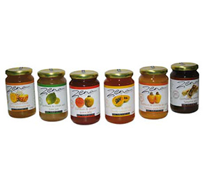 Jams and Spreads - Zena Exotic Fruits