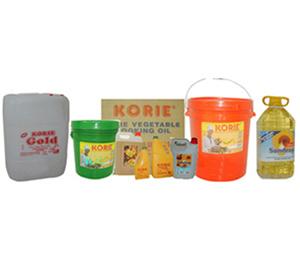 Edible oil products - Murzah Oil Mills Ltd