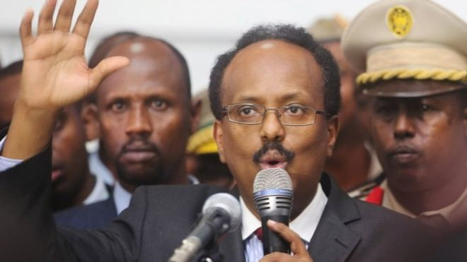 The new president is known as Farmajo, Italian for cheese